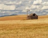 The eastern plains of Colorado