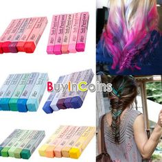 Renbow crazy colour temporary hair dye hot purple 100ml 5 color yellow pink purple red green blue diy non toxic temporary hair dye chalk pmusecretfo Images
