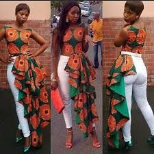 Image result for african print bathing suit