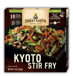 Kyoto Stir Fry Entree Bowl   Sweet Earth Natural Foods