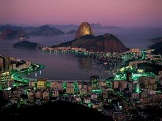 *Rio Bay, Brazil