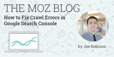 How to Fix Crawl Errors in Google Search Console