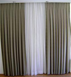 cortina com prega macho - Pesquisa Google