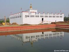 Lumbini Garden – Where Maya Devi Gave Birth To Buddha