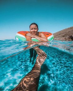 Foreseeable Future, Underwater Photography, Summer Looks, Gopro, Summertime, Greece, How To Plan, Beach, Outdoor Decor