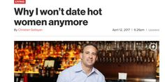 Twitter Responds Accordingly To Dude Who Says He 'Won't Date Hot Women Anymore'