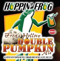 Hoppin Frog - Frogs Hollow Pumpkin Ale