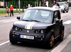 Electric car, Oslo