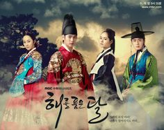 """Moon Embracing the Sun""  I loved this drama. I cried so much tho! Incredible drama to watch and okay with your emotions :) Fantastic drama."