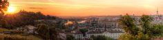 ღღ Prague Panorama by Nico Trinkhaus