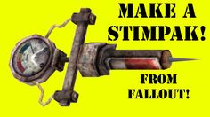 Make a stimpal from Fallout 4