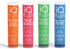 IQ products