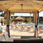 The Canopy and Pool @ CoCo Key