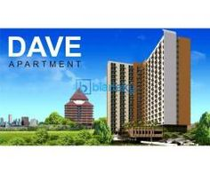 Apartment Bintaro Parkview Type 2 Kamar Lantai 5 View Kolam Renang - Biarlaku.com