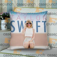 Sr1-taylor Swift The 1989 World Tour Cushion Pillow Case