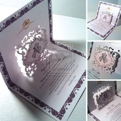 Wedding invitation ideas 2012 by Olga Cuzuioc by olicica2002