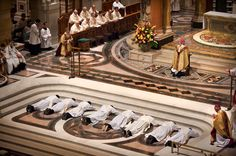 Full Question: my question is why are priests not allowed to marry? Reply: Simply broken down, the ministerial Priesthood as it is now shows forth the seriousness of the Call of Christ to repentanc...