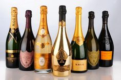 The best of the best Champagnes. Love my champs!