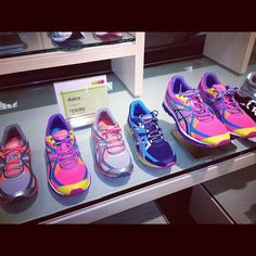 I think I might have to give myself an 'after baby' present! -Asics via Nordstrom Brea