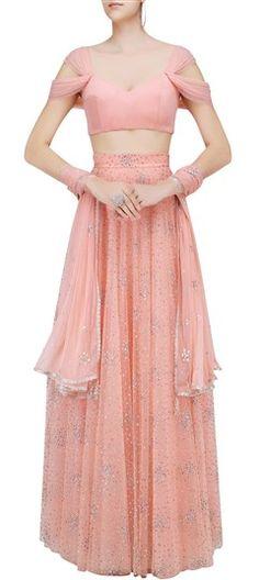Lehenga : Buy lehenga choli, chaniya choli & bridal lehenga online - Pernia's Pop Up Shop Lehenga Suit, Lehenga Choli, Saree, Indian Dresses, Indian Outfits, Indian Clothes, Indian Wedding Lehenga, Bridal Lehenga Online, Indian Blouse