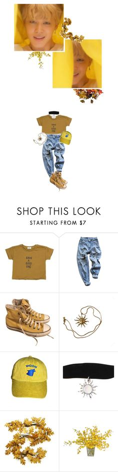 """""""Untitled #67"""" by ggxxvv ❤ liked on Polyvore featuring Levi's, Converse, Anne Klein, Hot Topic, Crate and Barrel, The French Bee and Improvements"""