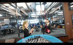 Zuckerberg souhaite rendre la réalité virtuelle plus sociale. Ce qu'il a par le passé nommé « téléportation holographique » prend aujourd'hui un nouveau sens avec une démonstration donnée lors de l'événement Oculus Connect.