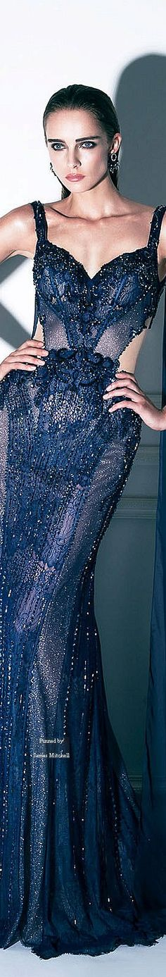 Dany Tabet Couture Fall-winter 2014-2015