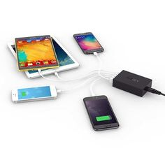 Concours : gagner un Adaptateur Secteur USB 5 ports