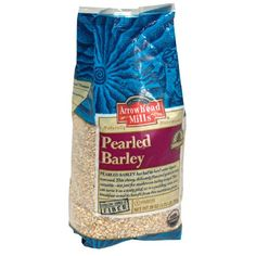 Arrowhead Mills Pearled Barley, 28-Ounce Packages (Pack of 6) for only $19.74