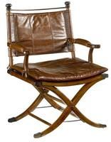 The Hemingway Safari desk chair
