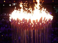 London 2012 Olympic Games open in spectacular style