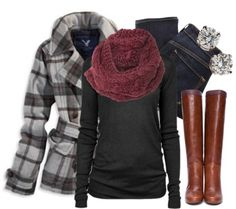 winter style...love this