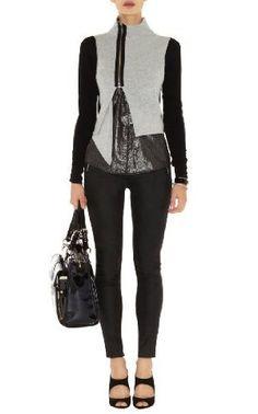 Karen Millen Jersey Knit Jacket : Coats & Jackets