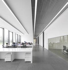 WZWX Architecture Group  - Edificio de Oficinas, Donghai (2014)