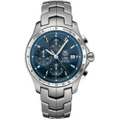 Tag Heuer Link Automatic Chronograph CJF2114.BA0594 - luxury watches