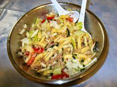 Tű és fakanál: Tonhal-tészta saláta