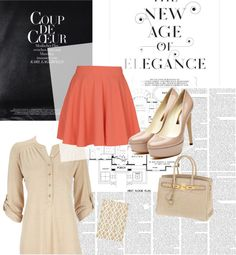 """Casual elegance"" by miranda-cerny on Polyvore"