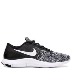 1bb3ceb7ae514 Nike Women s Flex Contact Running Shoes (Black   White) http   feedproxy