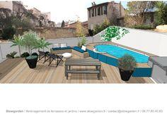 Nouveau projet Slowgarden / Terrasse Marseille