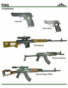 Ирак: Al-Qadissiya Tariq 9mm, Tariq 7.65mm, ...Loading that magazine is a pain! Get your Magazine speedloader today! http://www.amazon.com/shops/raeind