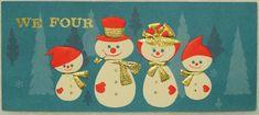 https://flic.kr/p/i9tZEC | Vintage Christmas Card | Vintage Christmas…