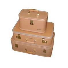 Vintage Lady Baltimore Luggage Set