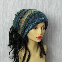 Dreadlock tube hat dreadlock headband wide hair by AlbadoFashion