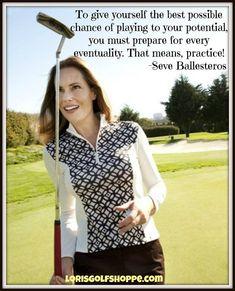 Brilliant motivation for athletes! #sports #golf #inspiration #lorisgolfshoppe