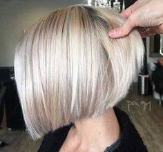 This gallery includes really chic long bobs, short graduated cut bob ideas, layered or choppy haircut styles and more... Just check these prettiest bob haircut