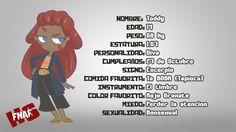 Ficha de Toddy :v
