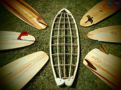 PROYECTO SANDEZ | 100% handmade wooden hollow surfboards