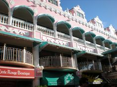 Downtown Oranjestad, Aruba  #aruba