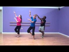 Thriller Flash Mob Step by Step