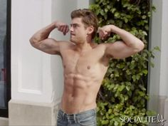 WATCH: Zac Efron Goes Shirtless & Wreaks Havoc In 'Neighbors' Red Band Trailer